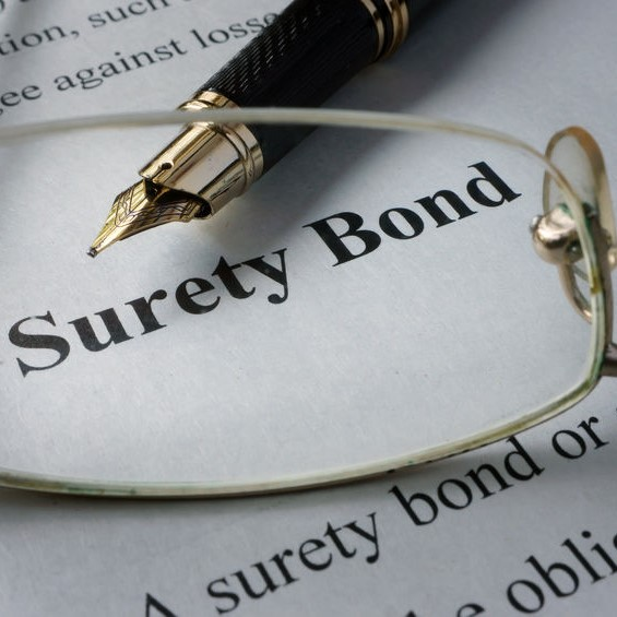 surety bond documents