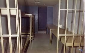 picture of a jail cell